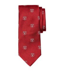Brooks Brothers - Red Crest Tie for Men - Lyst
