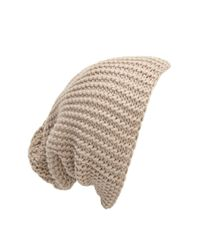 Forever 21 - Brown Cable Knit Beanie - Lyst