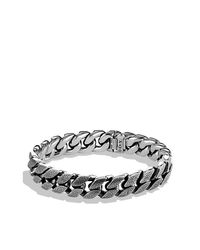 David Yurman | Metallic Curb Chain Bracelet for Men | Lyst