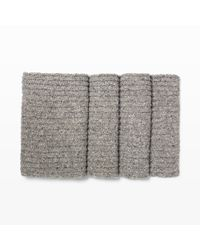 Club Monaco | Gray Donegal Rib Scarf for Men | Lyst