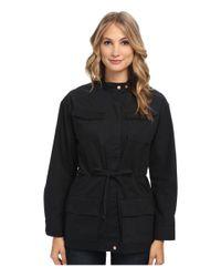 Alternative Apparel - Black Military Jacket - Lyst