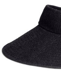 H&M - Black Visor - Lyst