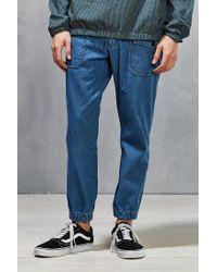 Chums - Blue Utah Denim Pant for Men - Lyst