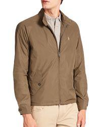 Polo Ralph Lauren - Green Packable Barracuda Jacket for Men - Lyst