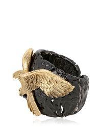 Giuseppe Zanotti | Black Eagle Bracelet | Lyst