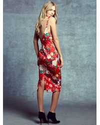 Free People - Multicolor Dylan Dress - Lyst