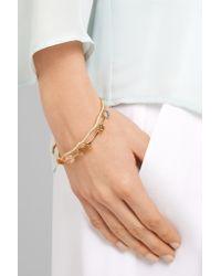 Ippolita - Metallic Glamazon® Stardust 18-karat Gold Diamond Bracelet - Lyst