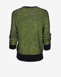 A.L.C.   Green Deidre Wool Sweater   Lyst