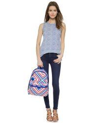 LeSportsac - Blue Beams X Basic Backpack - Native - Lyst