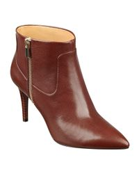 Nine West - Brown Shoe Boots - Lyst