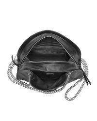 Jean Paul Gaultier - Black Leather Bowling Bag - Lyst