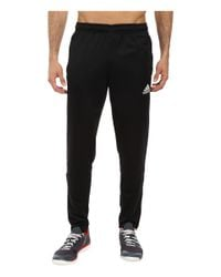 Adidas Originals - Black Core 15 Training Pant for Men - Lyst