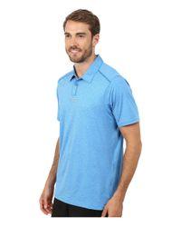 Oakley | Blue Newlyn Polo for Men | Lyst