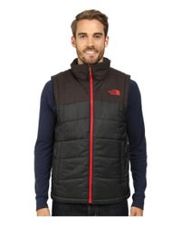 The North Face | Black Roamer Vest for Men | Lyst