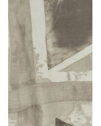 Belstaff - Gray Cobham Printed T-Shirt for Men - Lyst