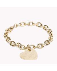 Tommy Hilfiger | Multicolor Heart Bracelet | Lyst