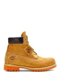 Timberland | Natural 6 In Premium Boot for Men | Lyst