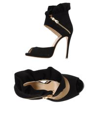 Marc Ellis - Black Sandals - Lyst