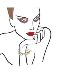 Yazbukey | Metallic Toucan Earrings | Lyst