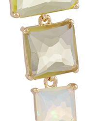 Ippolita - Metallic Rock Candy® Linear 18-karat Gold Multi-stone Earrings - Lyst
