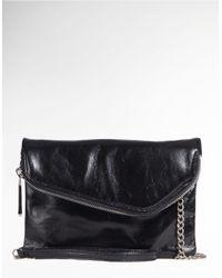 Hobo | Black Daria Convertible Envelope Bag | Lyst