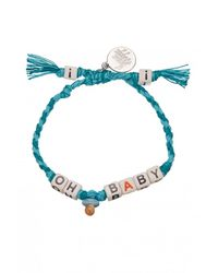 Venessa Arizaga | Multicolor Exclusive | Oh Baby Bracelet | Lyst