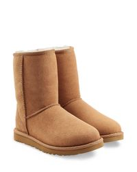 Ugg | Blue Bailey Button Suede Boots | Lyst