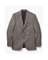 Theory | Gray Malcolm Jacket In Akron for Men | Lyst