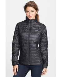 Patagonia | Purple Nano Puff Quilted Jacket | Lyst