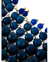 Rosantica | Blue Beaded Necklace | Lyst
