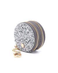 Deux Lux | Metallic Starlight Coin Case | Lyst