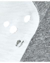 Stateside - White Raglan Sleeve T-shirt - Lyst