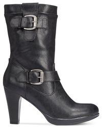 Rialto | Black Pasedena Dress Booties | Lyst
