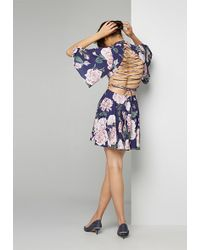 Fame & Partners - Multicolor Rosewater Dress - Lyst