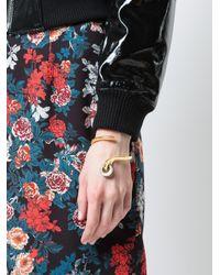 Charlotte Chesnais - Metallic Spiral Bracelet - Lyst