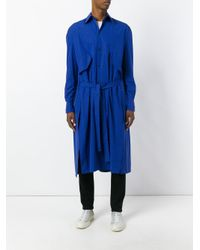 Henrik Vibskov - Blue 4ever Long Shirt - Lyst