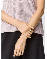 Serpui - Metallic Pearl Embellished Ring - Lyst
