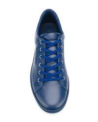 Dolce & Gabbana - Blue London Sneakers for Men - Lyst