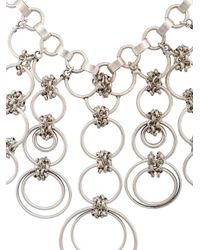 DANNIJO - Metallic Raj Necklace - Lyst