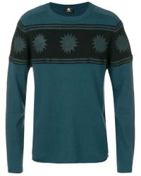 PS by Paul Smith - Green Maglione A Girocollo for Men - Lyst