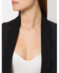 Astley Clarke - Gray Mini Saturn Necklace - Lyst