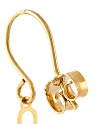 Wouters & Hendrix - Metallic 'my Favourite' Agate Earrings - Lyst