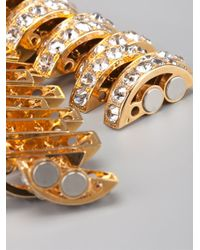 Ca&Lou - Metallic 'cecilia' Bracelet - Lyst