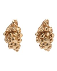 Imogen Belfield | Metallic 'little Droplets' Earrings | Lyst