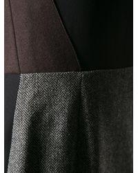 Victoria Beckham - Black Sleeveless Dress - Lyst
