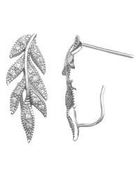 V Jewellery - Metallic 'romance Buchanan' Earrings - Lyst