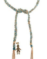 Carolina Bucci   Blue Lucky Baby Boy Bracelet   Lyst