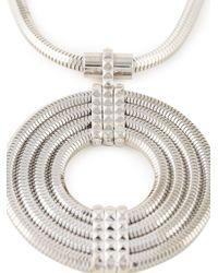Lara Bohinc - Metallic 'apollo' Long Necklace - Lyst