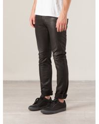 Kohzo - Black Straight Leg Trousers for Men - Lyst