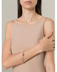 Bukkehave - Metallic 'pearly King' Bracelet - Lyst